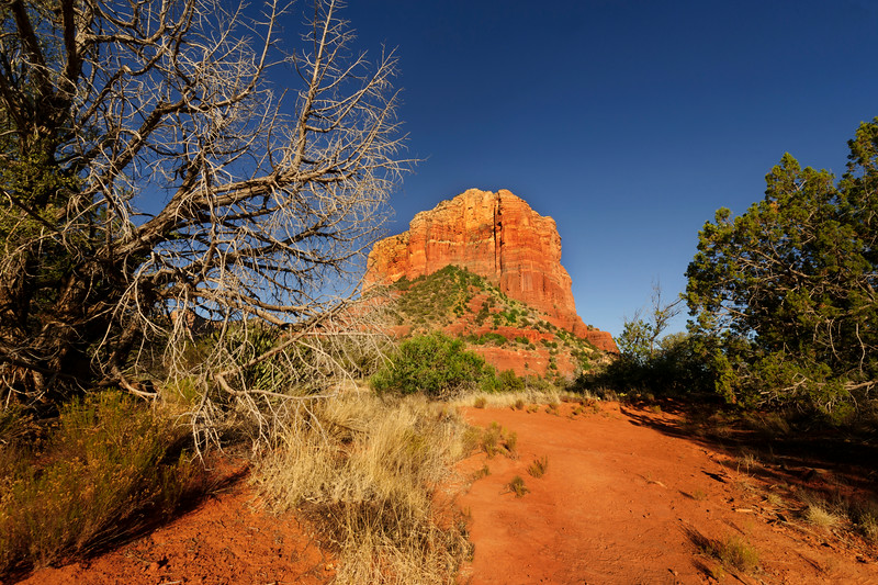 Courthouse Butte, Sedona Arizona