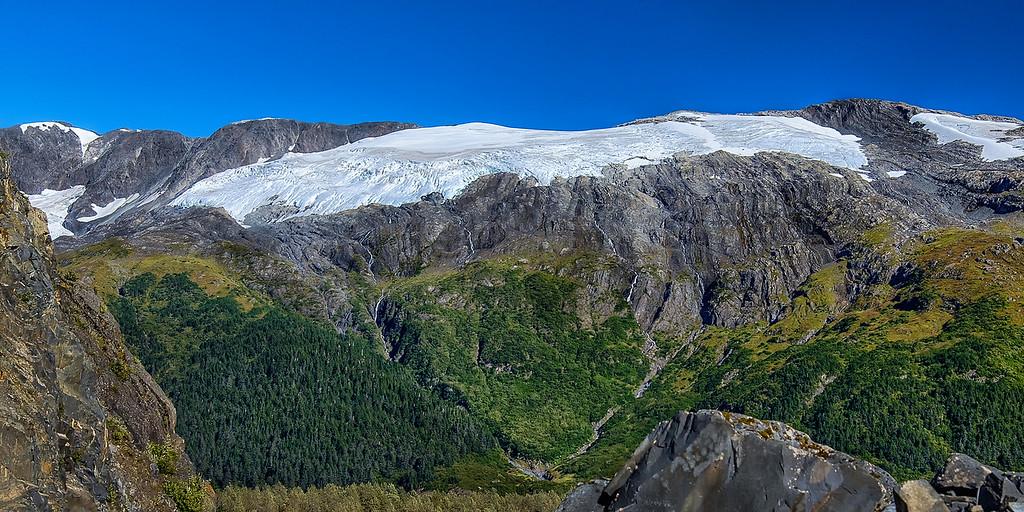 Chugatch Mountains near Whittier AK