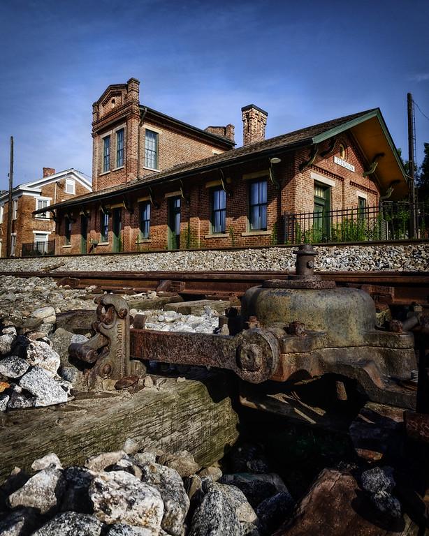 Stevenson Alabama Depot