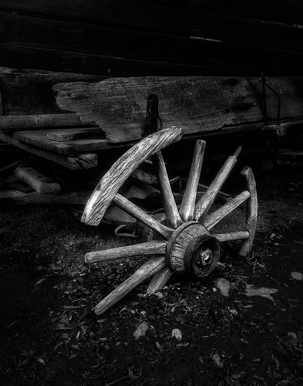Wheel and Spokes